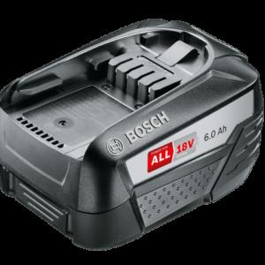 Batteri Bosch 18 V Batteripack PBA 18V 6.0Ah W-C