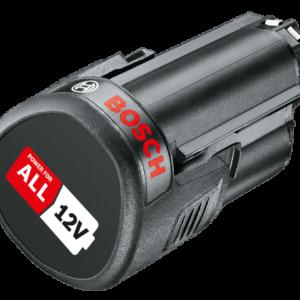 Batteri Bosch 12V 2,5 AH