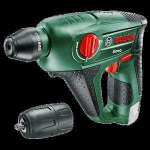 Borrhammare Bosch UNEO 12V Utan batteri