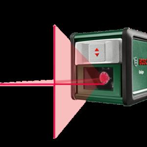 Krysslaser Quigo Bosch Med Batteri
